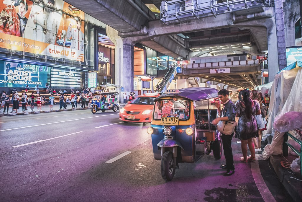 Tuk Tuk in Thailand, One Of the Most Iconic Urban Transport That You Must Experience