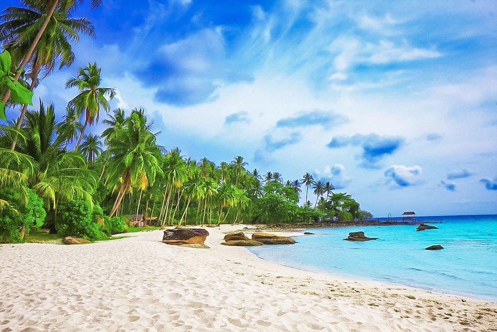 Kluai Beach on Koh Kood