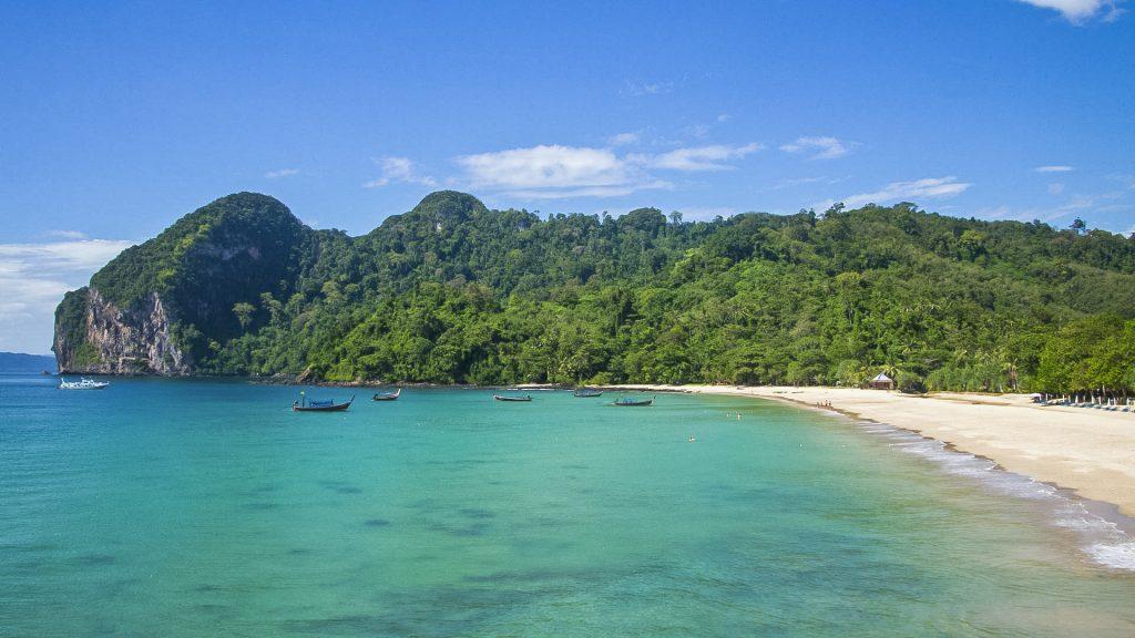 Koh Muk Ao Sabai beach