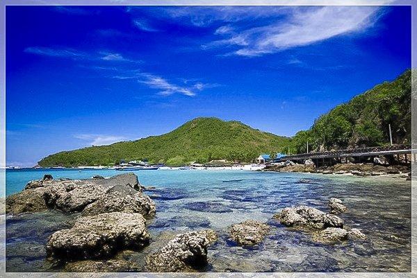 Koh Muk-Koh Larn Ta Yai Beach