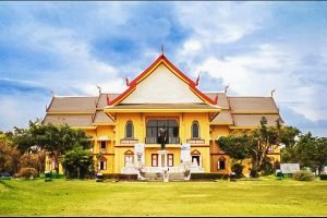 The Nan National museum was once the palace of the last two lords of Nan from the years 1903 to 1931, after which the royal palace donated.