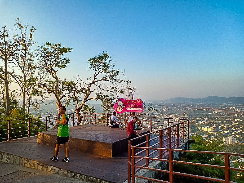 Khao Toh Sae (also called Monkey Hill ) is the highest hill in Phuket Town.