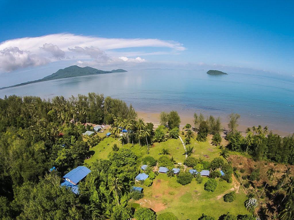 Ko Siboya is a small island of south Krabi.