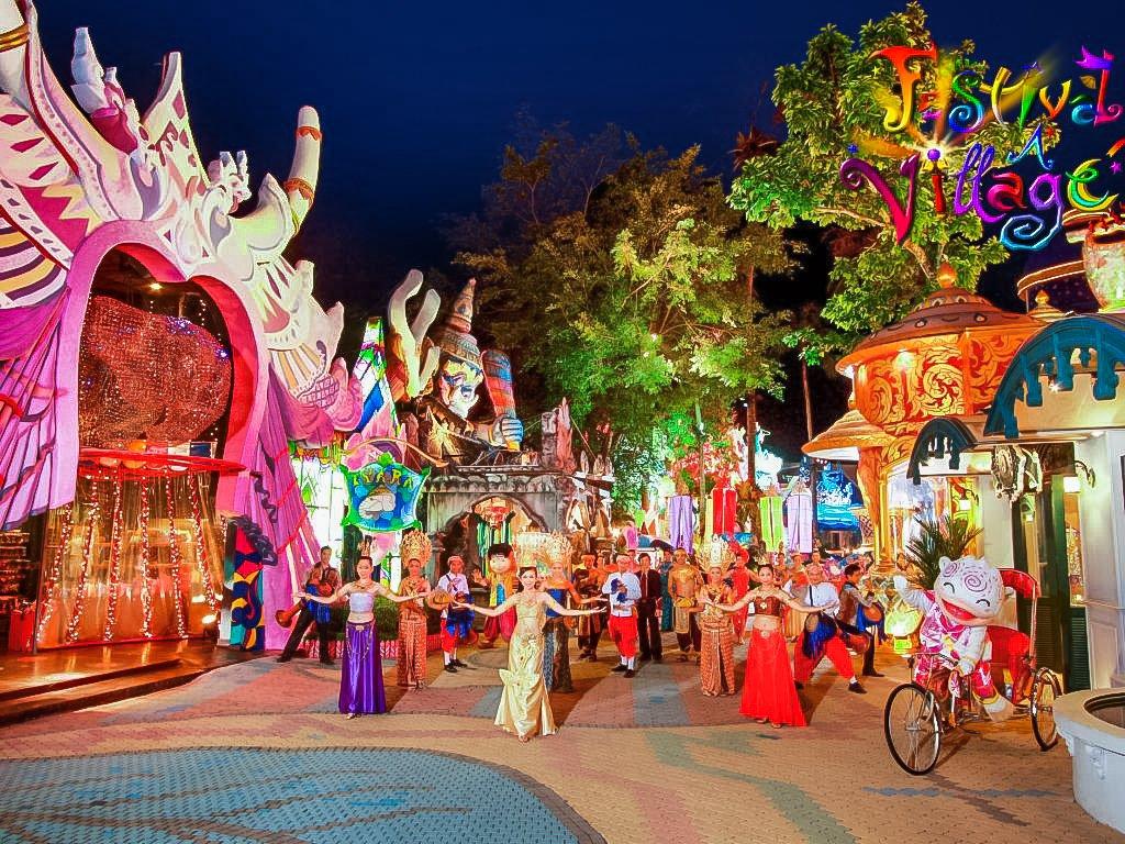 Phuket Fantasea show explores Thailand's myths, mysteries, grace, and beauty.
