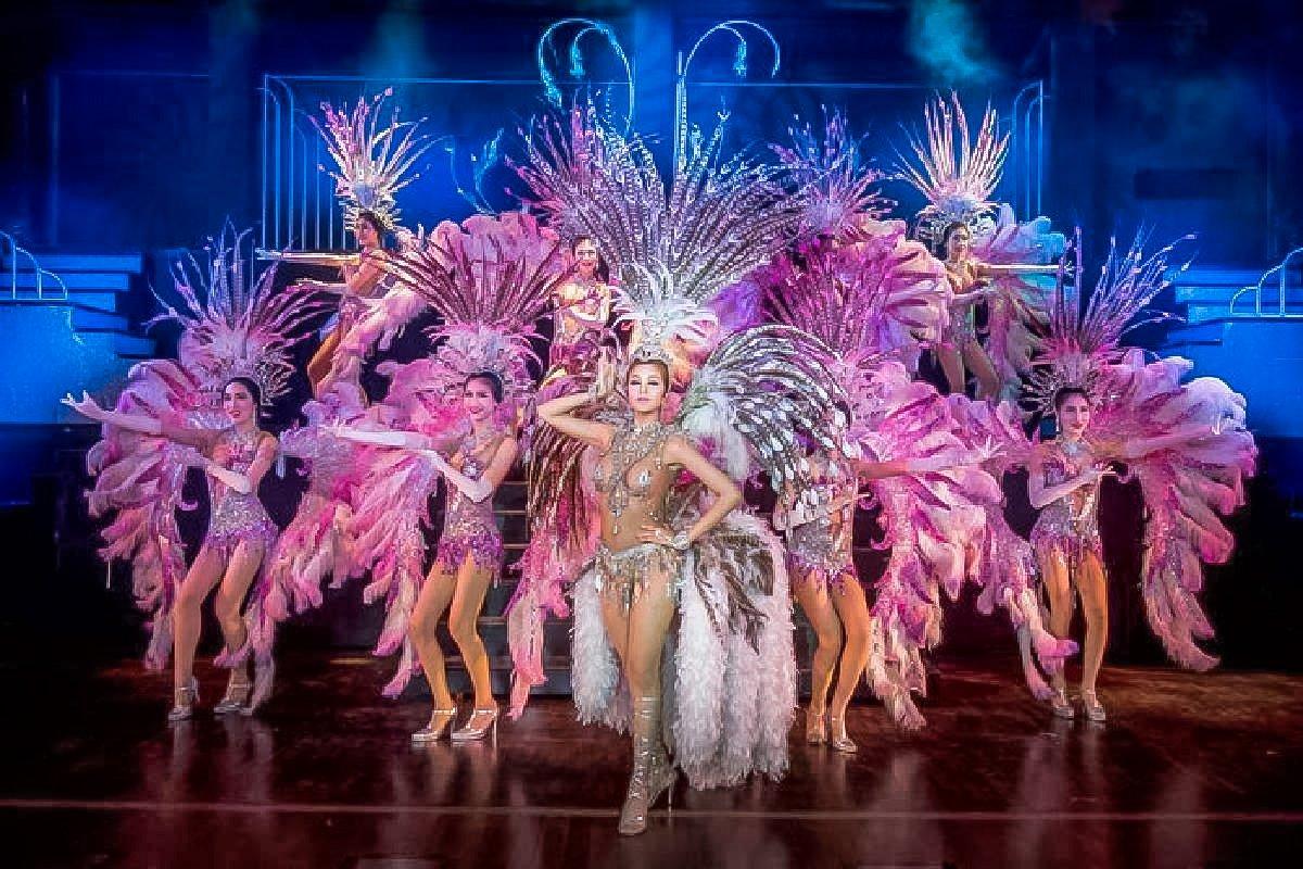 Phuket Simon Cabaret Show is Thailand's most spectacular cabaret show.