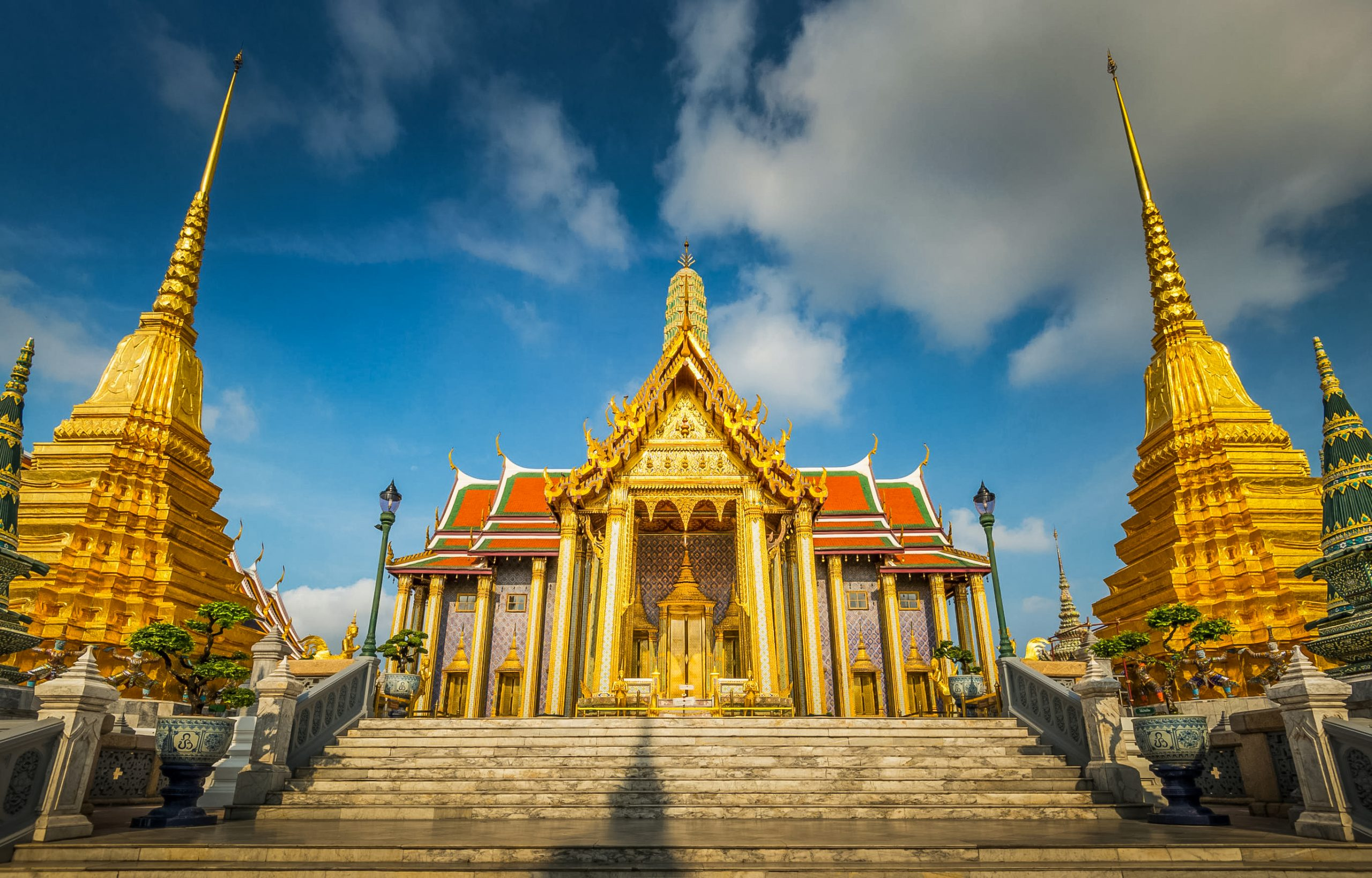 Wat Phra Kaew is commonly known as the Temple of the Emerald Buddha, located in Bangkok, Thailand.